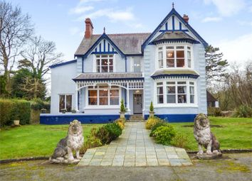 Thumbnail 8 bed detached house for sale in Llanallgo, Moelfre, Anglesey