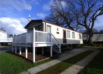 Thumbnail 2 bedroom mobile/park home for sale in Rockley Park, Napier Road, Poole