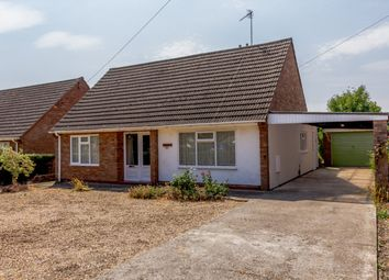 Thumbnail 2 bed detached bungalow for sale in Ramsey Road, Saint Ives, Cambridgeshire