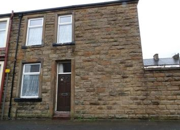 1 bed end terrace house for sale in Hambledon Street, Padiham, Burnley, Lancashire BB12