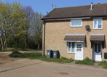 Thumbnail 1 bed end terrace house for sale in Mickfield Mews, Felixstowe