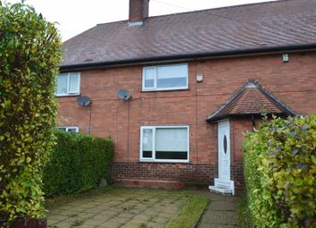 2 bed terraced house to rent in Bracken Close, Nottingham NG8