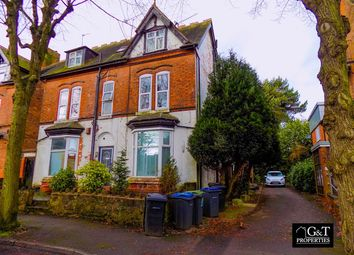 Thumbnail 1 bed flat for sale in Selborne Road, Birmingham