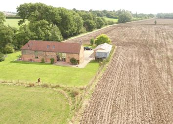 Thumbnail 2 bed barn conversion for sale in Leamington Hastings, Rugby, Warwickshire