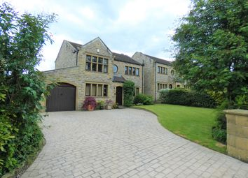 Thumbnail 4 bed detached house for sale in Sheardale, Honley, Holmfirth