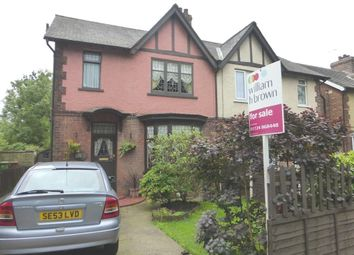 Thumbnail 3 bed semi-detached house for sale in Ferry Road, Scunthorpe