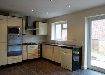 Thumbnail 4 bedroom detached house to rent in Summerfield Road, Solihull