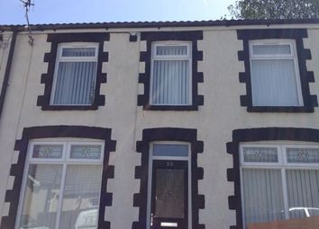 Thumbnail 2 bed terraced house to rent in Bishop Street, Abertillery
