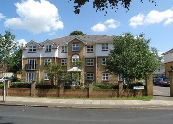 Thumbnail 1 bed flat to rent in Rosebank Close, Teddington