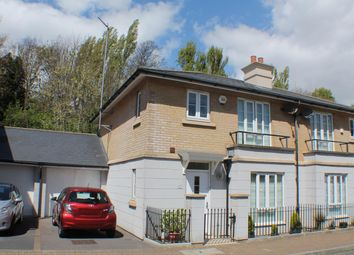 Thumbnail 3 bed semi-detached house for sale in Watch House Place, Portishead, North Somerset