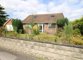 Thumbnail 3 bed bungalow for sale in The Nook, Chilwell, Beeston, Nottingham
