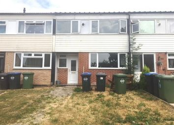Thumbnail 3 bed terraced house to rent in Lea Crescent, Newbold, Rugby