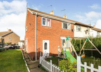 Thumbnail 3 bed semi-detached house for sale in Orchard Place, Killamarsh, Sheffield