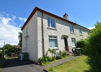 Thumbnail 2 bed flat for sale in Baldwin Avenue, Knightswood