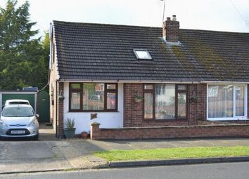Thumbnail 3 bed semi-detached bungalow for sale in Coppice Drive, Parklands, Northampton