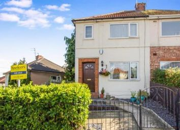 Thumbnail 2 bedroom semi-detached house for sale in Halifax Drive, Leicester