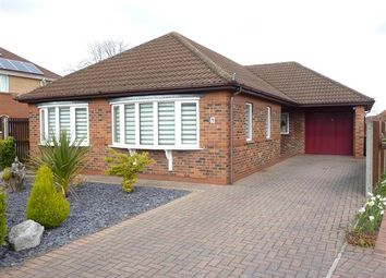 Thumbnail 3 bed detached bungalow for sale in Camargue Avenue, Waltham, Grimsby