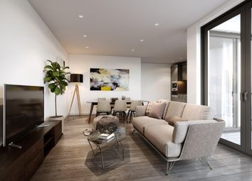 Thumbnail 2 bed flat for sale in Flat 9, Waterfall Road, Colliers Wood