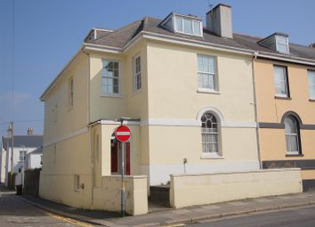 Thumbnail 3 bed flat for sale in Molesworth Road, Stoke, Plymouth