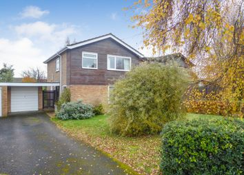 Thumbnail 4 bed detached house for sale in Marigold Close, Basingstoke