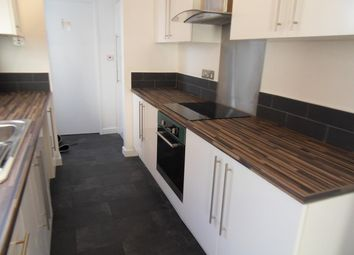 Thumbnail 3 bed flat to rent in Victoria Terrace, Bedlington