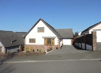 Thumbnail 4 bed detached bungalow for sale in Bryn Mwyn, Gorslas, Llanelli