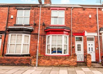 Thumbnail 2 bedroom terraced house for sale in Coleridge Avenue, Hartlepool
