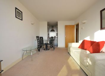 Thumbnail 1 bed flat to rent in Elektron Tower, 12 Blackwall Way, London