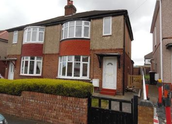 Thumbnail 3 bed semi-detached house to rent in Fourth Avenue, Flint