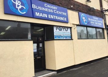 Thumbnail Commercial property to let in Mersey View, Waterloo, Liverpool, Merseyside