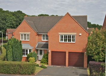 Thumbnail 5 bed detached house for sale in Calder Close, Muxton, Telford