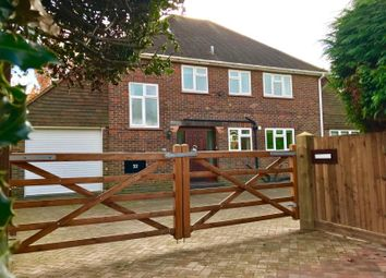 Thumbnail 4 bed property to rent in Woodham Road, Horsell, Woking, Surrey