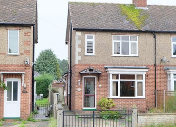 Thumbnail 2 bed semi-detached house for sale in Kirkby Lane, Woodhall Spa, Lincs