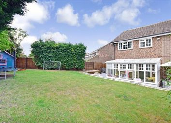 4 bed detached house for sale in Bronte Close, Larkfield, Aylesford, Kent ME20