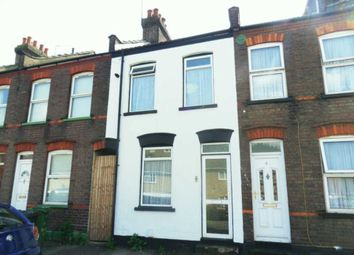 Thumbnail 2 bed terraced house to rent in Surrey Street, Luton