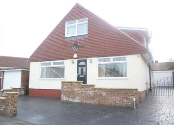 Thumbnail 3 bed bungalow for sale in Sycamore Road, Ormesby, Middlesbrough