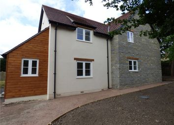 Thumbnail 5 bed detached house for sale in School Road, Kingsdon, Somerton, Somerset