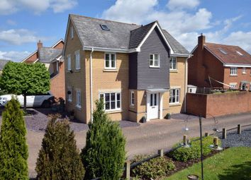 Thumbnail 4 bed detached house to rent in Dover Close, Pitstone, Leighton Buzzard