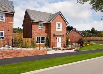 "Thumbnail 4 bed detached house for sale in ""Kingsley"" at Morgan Drive, Whitworth, Spennymoor"
