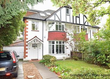 Thumbnail 6 bed property for sale in Elm Grove Road, Ealing Common, London