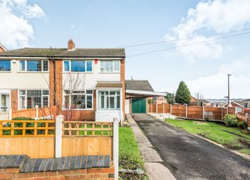 Thumbnail 3 bed semi-detached house for sale in Portway Hill, Rowley Regis