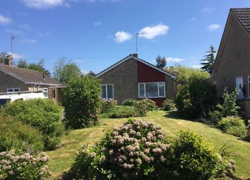 Thumbnail 2 bed bungalow to rent in Lakenham Terrace, Elm Low Road, Elm, Wisbech