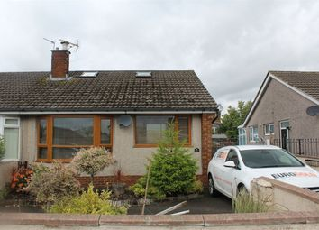 Thumbnail 2 bed semi-detached bungalow for sale in White Lund Road, Morecambe, Lancashire