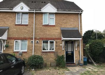 Thumbnail 2 bed end terrace house for sale in Strouds Close, Chadwell Heath, Romford