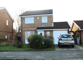 Thumbnail 3 bed detached house for sale in Barlow Road, Broadheath, Altrincham