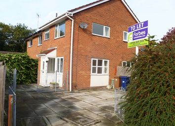Thumbnail 1 bedroom end terrace house to rent in Croft Bank, Penwortham, Preston