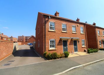 Thumbnail 2 bed semi-detached house for sale in Cantley Road, Great Denham, Bedfordshire