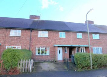 Thumbnail 3 bed terraced house for sale in Clifford Road, Market Drayton