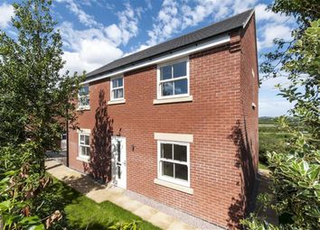 Thumbnail 4 bedroom detached house for sale in Main Road, Stretton, Alfreton