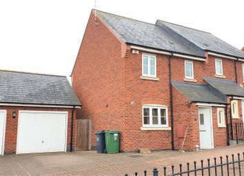 Bridge Green, Birstall, Leicester LE4. 3 bed semi-detached house for sale